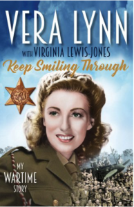 Dame Vera Lynn's new book Keep Smiling Through